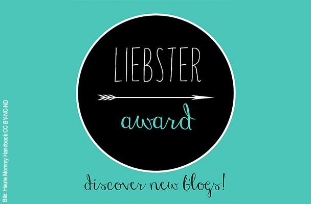 "Der ""Liebster Award""."